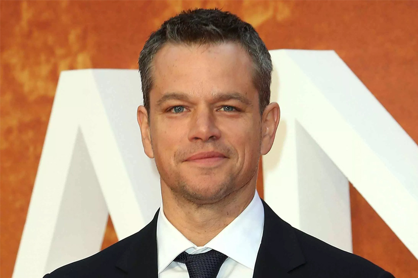 Matt Damon Net Worth D...