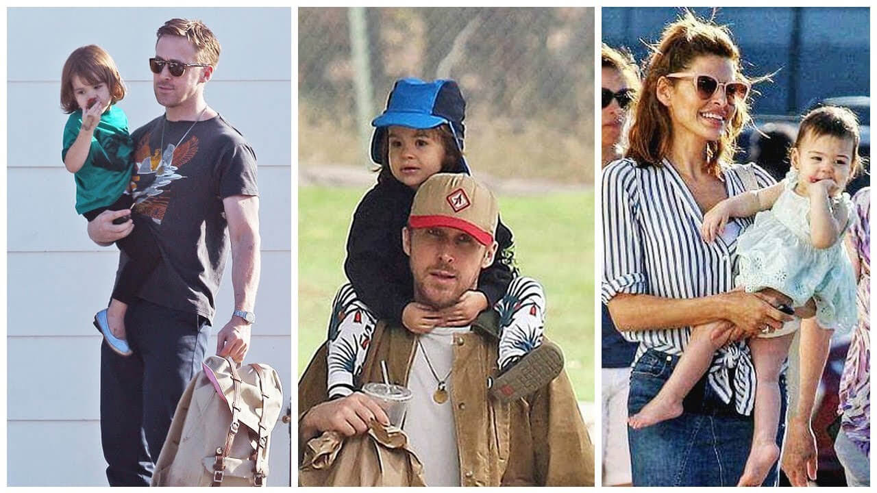 Eva Mendes and Ryan Gosling Struggling to Teach Their Kids ...