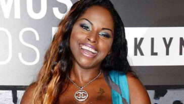 Foxy Brown Net Worth