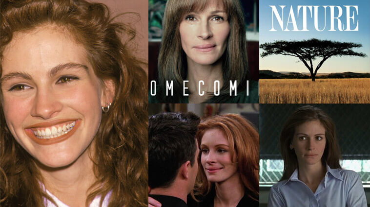 Popular TV Shows of Julia Roberts